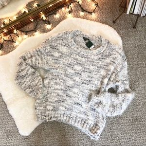 Wild Fable Fuzzy Oversize Sweater